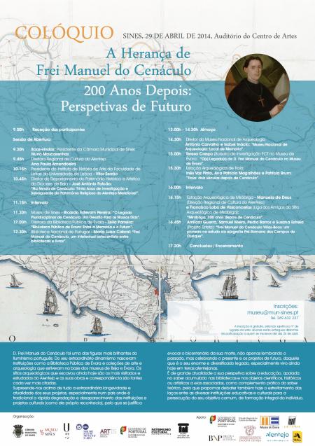 A herança de Frei Manuel do Cenáculo, 200 anos depois
